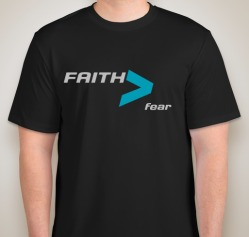 Faith Mens Black Front