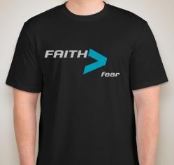 Faith Mens Black Front